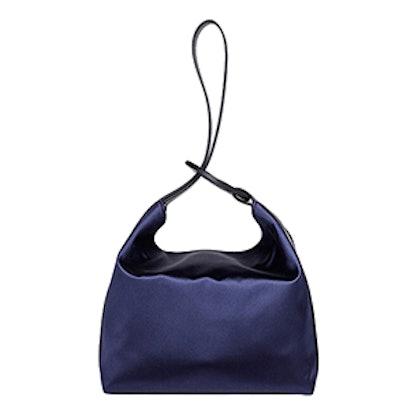 The Pina Satin Wristlet Bag
