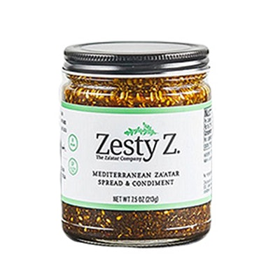 Zesty Z Za'Atar Spread Condiment