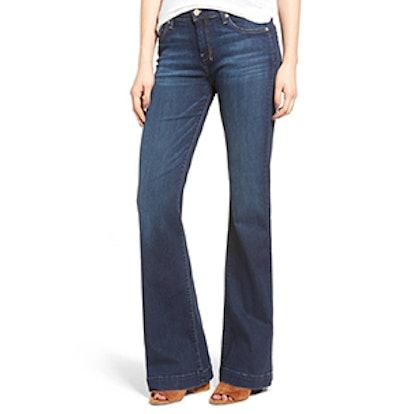 Dojo High Waist Wide Leg Jeans