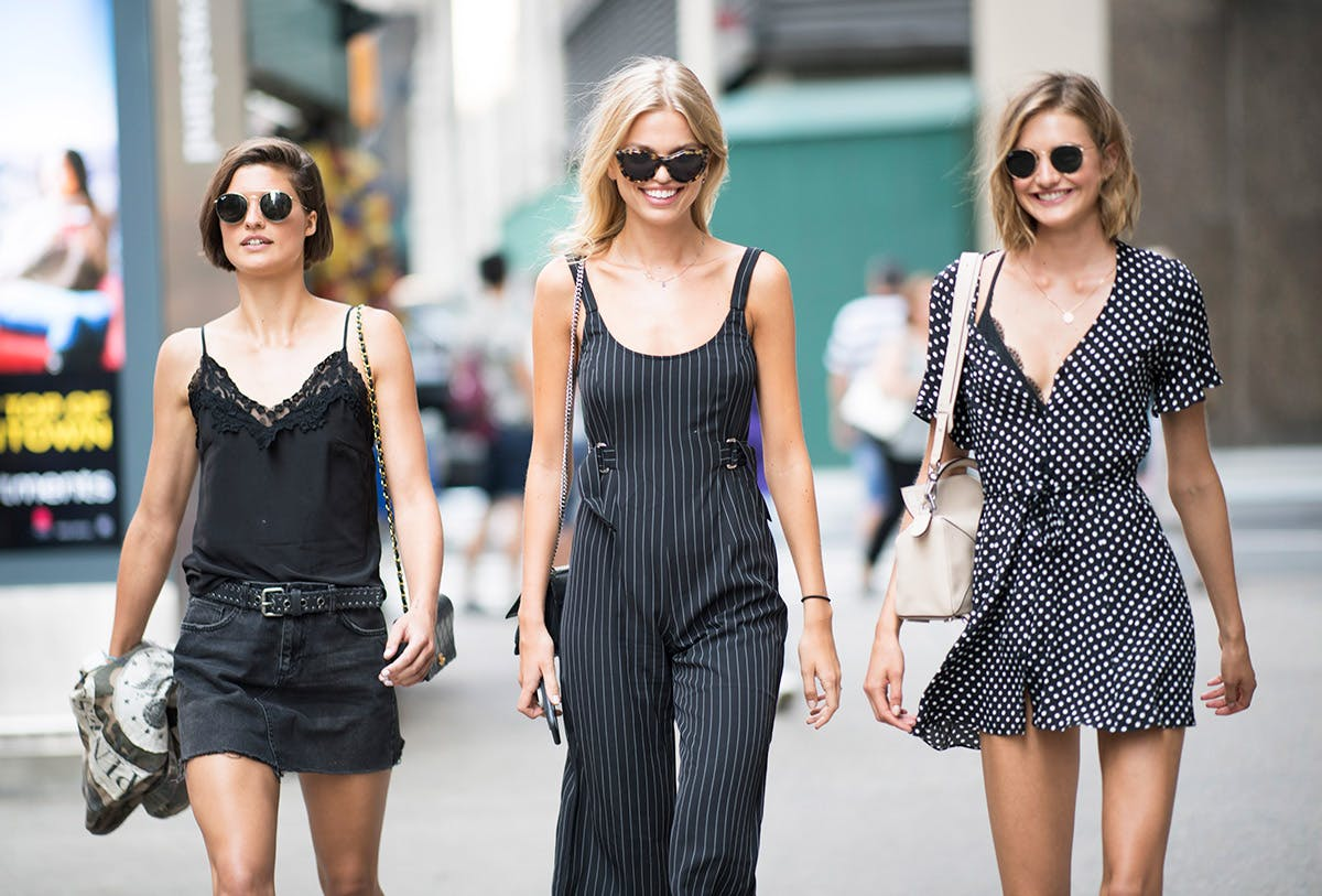 Here S The One Item You Need To Nail Model Off Duty Style