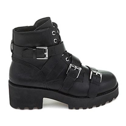 Razor Leather Boot