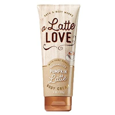 Marshmallow Pumpkin Latte Body Cream