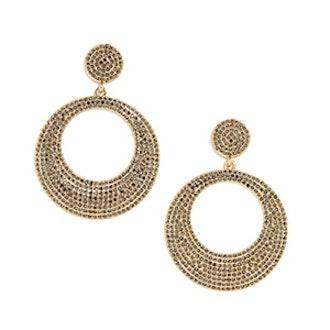 Octavia Hoop Earrings