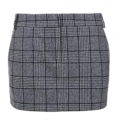 Aldridge Tweed Mini Skirt