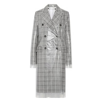 Double Breasted Wall Street Overcoat