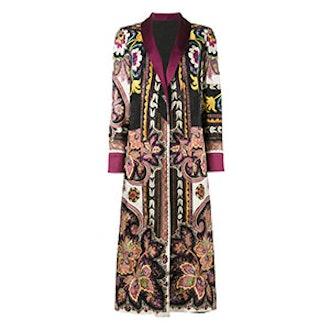 Reversible Robe Coat