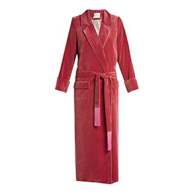High Windsor Velvet Robe