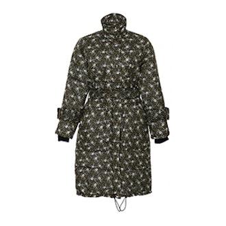 Liberty Floral Puffer Coat