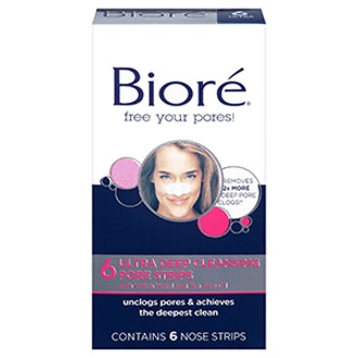 Deep Pore Cleansing Nose Strips