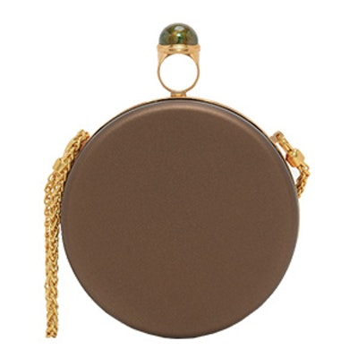 Push-Lock Circular Clutch