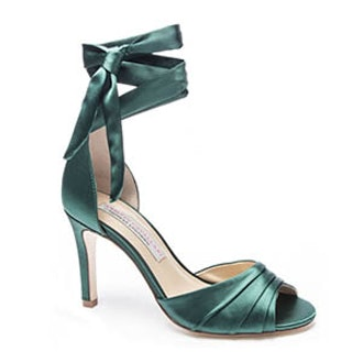 Lilac Ankle Strap Sandal