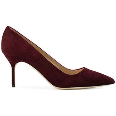 Manolo Blahnik BB 70 Pumps