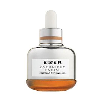 Overnight Facial Cellular Renewal Oil