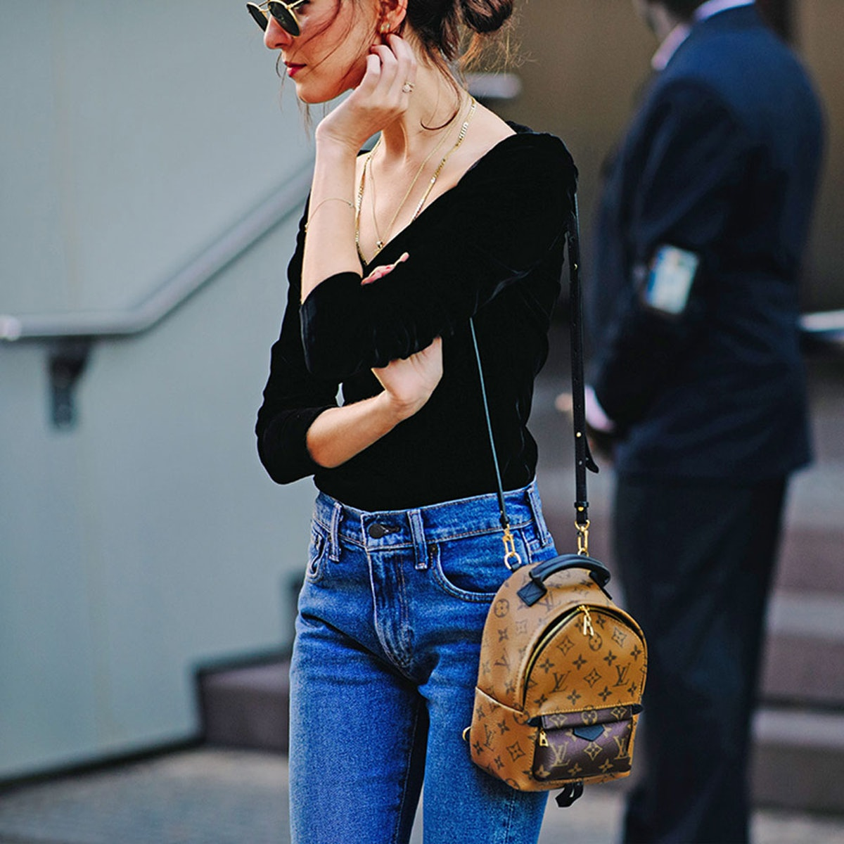 This Trend Used To Be Cheesy, But Now It's Insanely Chic