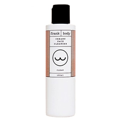 Creamy Face Cleanser