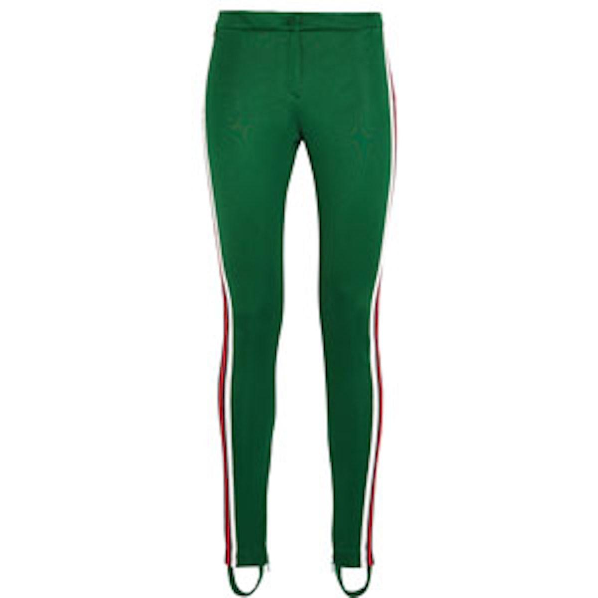 Gucci Striped Jersey Leggings