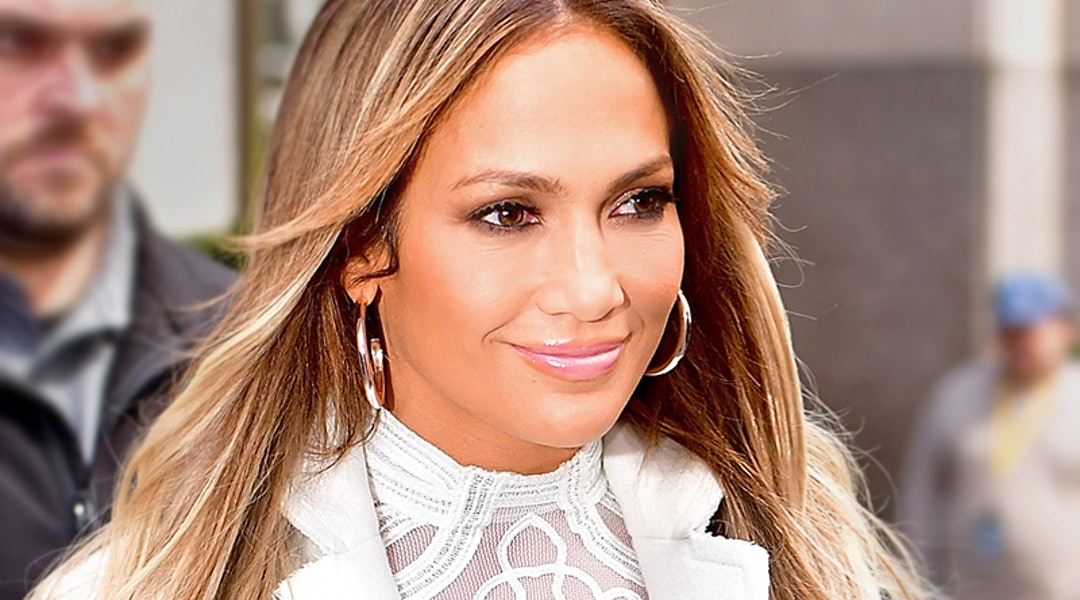 Everything Jennifer Lopez Does To Look So Young
