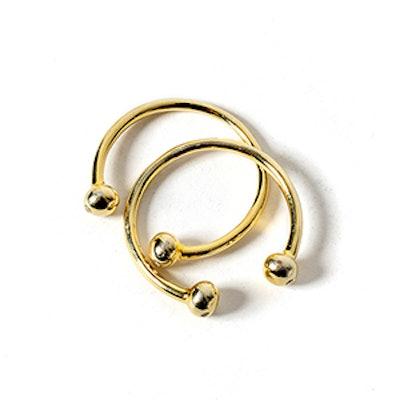Two-Diamond Rings