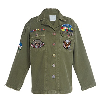 Scout Path Denim Overshirt