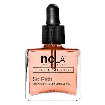 So Rich – Pumpkin Spice Cuticle Oil