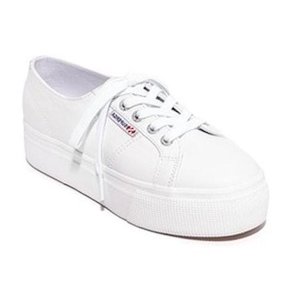 2802 Canvas Super Platform Sneakers