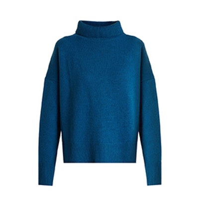 Henriqua Roll-Neck Wool-Blend Sweater