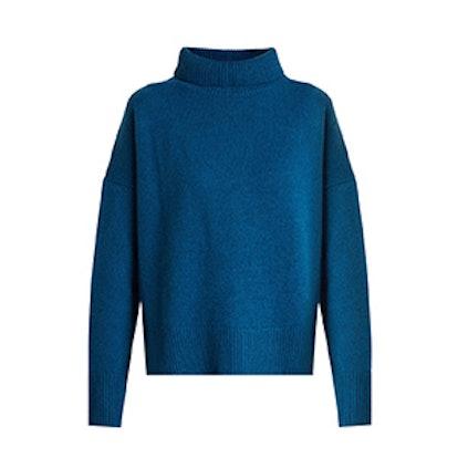 Henriqua Roll-Neck Wool-Blend Sweater