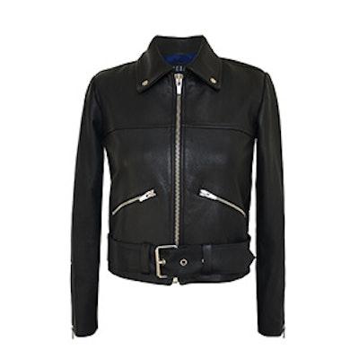 One Leather Jacket