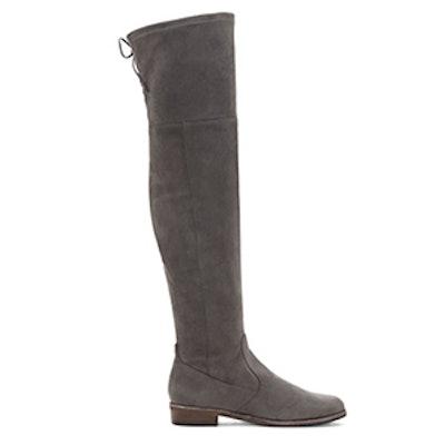 Crisintha Over-The-Knee Flat Boot