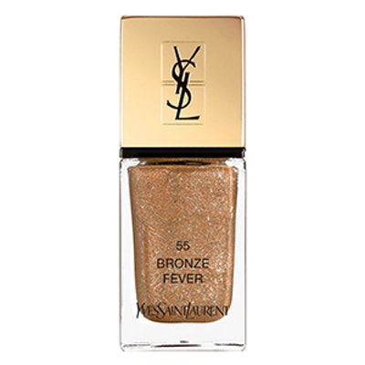 La Laque Couture In Bronze Fever