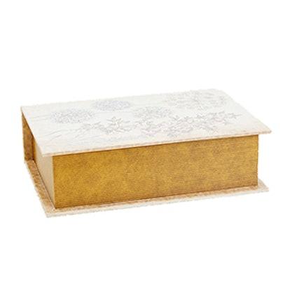 Floral Book Box