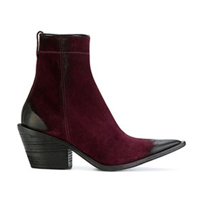 Pointed Cowboy Boots