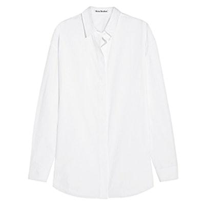 Bela Cotton-Poplin Shirt