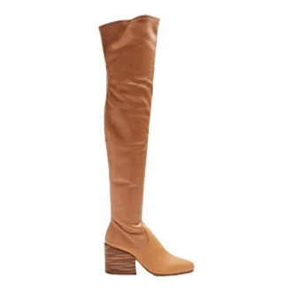 Matilda Over-The-Knee Leather Boots