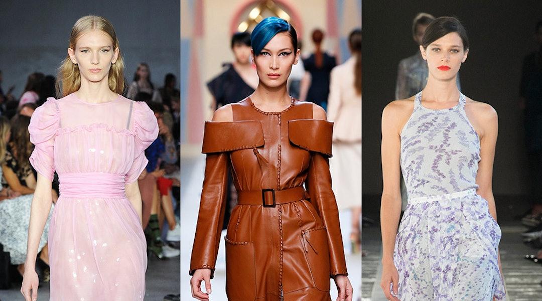 The Best Runway Looks From Milan Fashion Week 41dd9a31f1f89