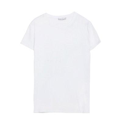 Basic T-Shirt In White