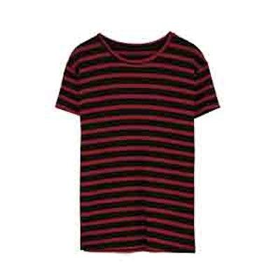 Basic T-Shirt In Print 1