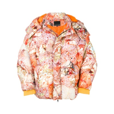 Sunset Clouds Down Jacket