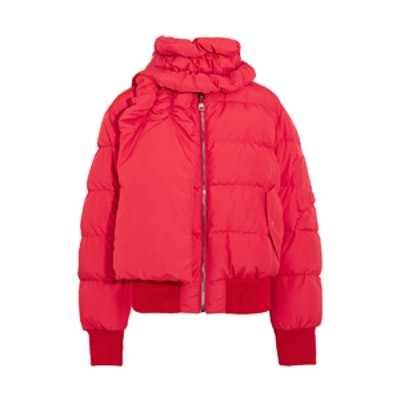 Starling Quilted Shell Down Jacket