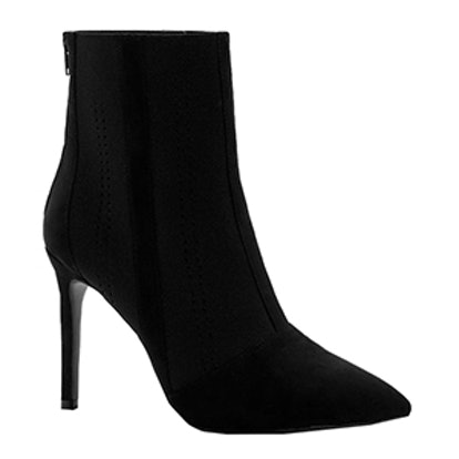Frances Knitted Pointed Toe Shoe Boot
