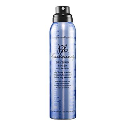 Thickening Dryspun Finish Volume Spray