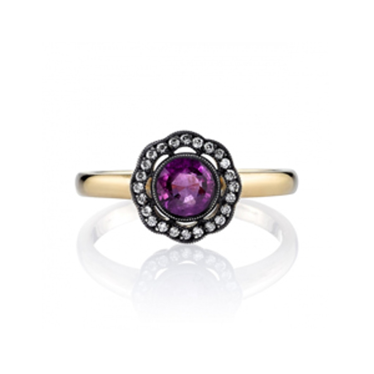 Charley Ruby Ring