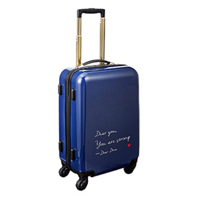 Dear Drew By Drew Barrymore Take Me With You Carry On Suitcase