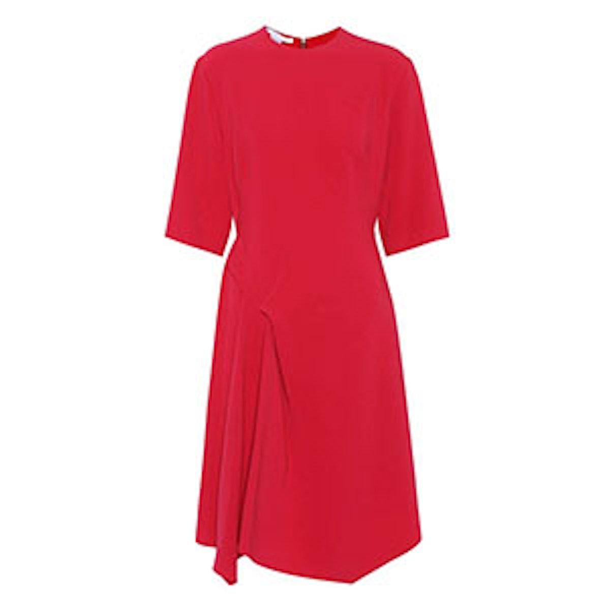 Crêpe Dress
