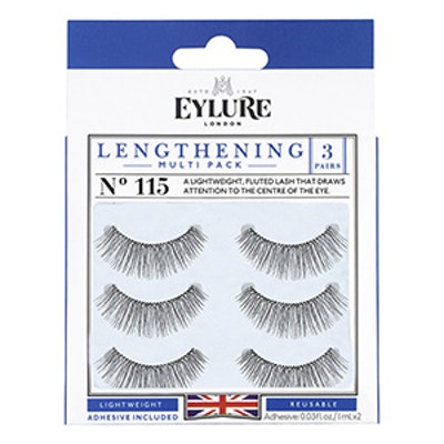 Eylure False Eyelashes Lengthening No.115