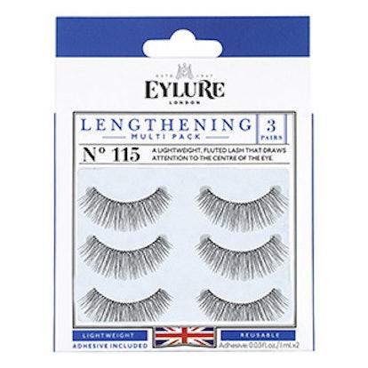 Eylure False Eyelashes Lengthening No.115