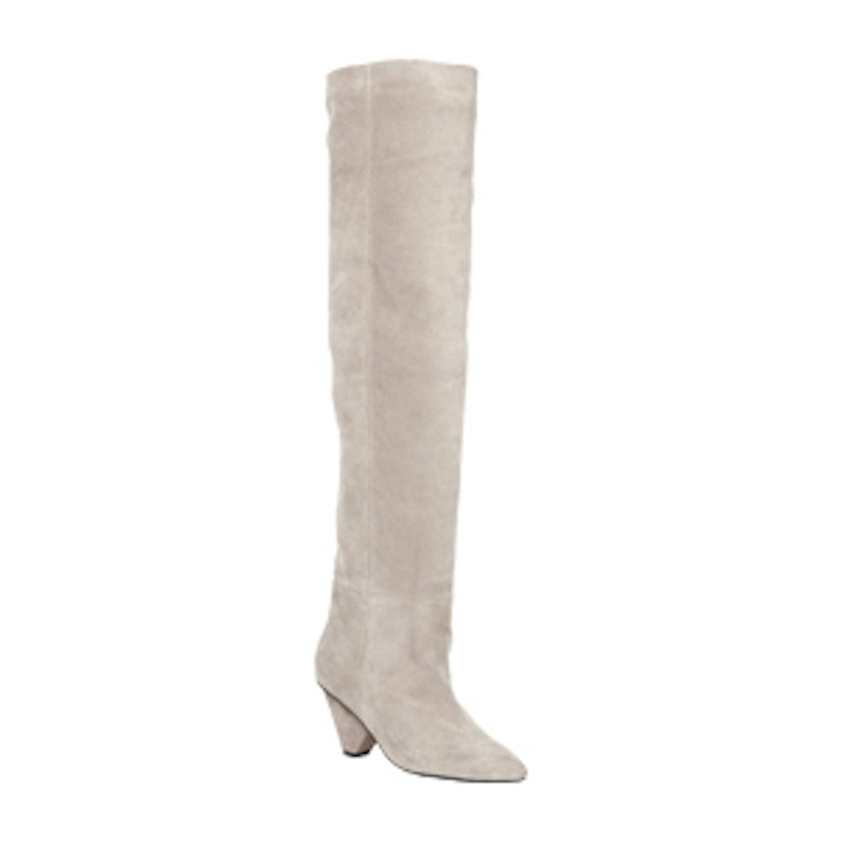 Senita Cone Heel Boots