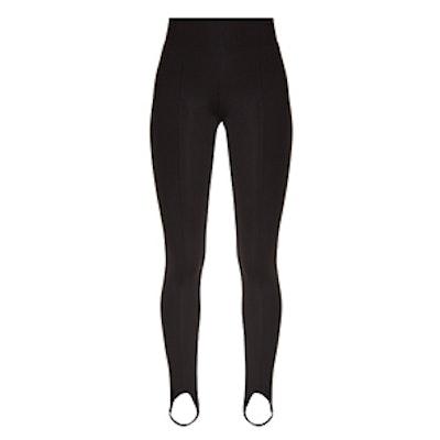 Stirrup-Hem Leggings