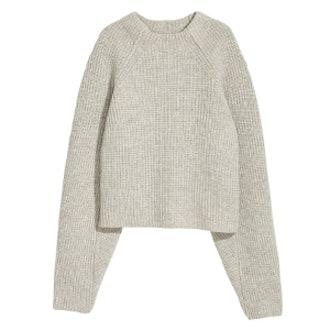 Knit Wool Sweater