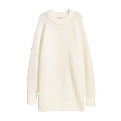 Knit Wool-Blend Dress